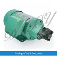 Wholesale gear hydraulic for sale - Group buy 1 HP V HZ Hydraulic Gear Lubrication Pump Oil Pump