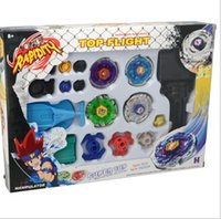 Wholesale Battle Tops Game - Beyblade Spinning Top Constellation Assembly Finger Toy Beyblades Metal Fusion Torqbar Battle Anytime Alloy Gyro Disk Suit Game 14ry H1