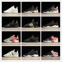 Wholesale Fabric Equipment - 2017 Hot Sale EQT Support ADV Running Shoes Men Women Jogging Cheap Good Quality Equipment Casual Sports Sneakers Free Shipping Size 5-11