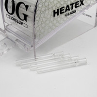 Wholesale Wholesale Glass Display - hot Original Generation glass C HILLUM one hitter pipe Packing of bulk and display boxes is optional.