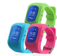 relógio w5 venda por atacado-Q50 smart watch telefone pessoas idosas e crianças posicionamento GPS Bluetooth novo original u8 Q50 W5 de kindboy
