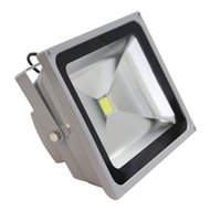 lavagem led de luz de poder venda por atacado-50 W Holofotes Ao Ar Livre LEVOU Projector IP65 À Prova D 'Água de 50 Watts de Alta Potência Luzes de Inundação Wall Wash Paisagem Iluminação CE ROSH 3 Anos de Garantia