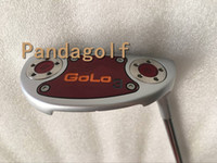 Wholesale R 33 - Golf Putter Clubs GOLO3 with Steel shaft 33 34 35 inch golf clubs GOLO 3 Putter With Head Cover