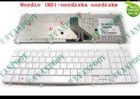 Wholesale Hp Laptop Keyboard Dv6 - New and Original Notebook Laptop keyboard FOR HP Pavilion DV6 DV6T DV6-1000 dv6-2000 white Nordics ND C120228001O, AEUT3N00130, 530578-DH1