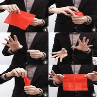 Wholesale Magic Thumbs - Magic factory wholsale New Magic Trick Close Up Thumb Finger Vanish Appearing Stage Magician Props birthday  party show ! funny gift