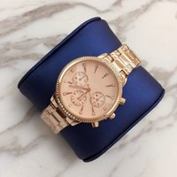 Wholesale Decorative Batteries - 2017 Hot sale High Quality Luxury rose gold women watch decorative eyes Fashion lady dress watch Women watch famous brand free shipping