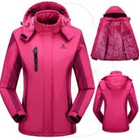 тепловая муфта оптовых-зима женщины куртка тепловой мужчины пальто для женщин мода jaqueta вниз верхняя одежда туризм куртки водонепроницаемый ветрозащитный пары