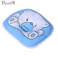 Wholesale Baby Best Sellers - Wholesale- BURELL Best seller drop shipping Fashion Baby kids boy girl Support Head Soft Flat Sleeping Cushion Pillow S25