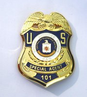 Carved special operations badge - American metal badge metal badge special operations team agent insignia on the waist