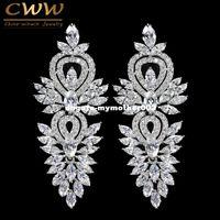 Vintage Bridal Chandelier Earrings UK | Free UK Delivery on ...