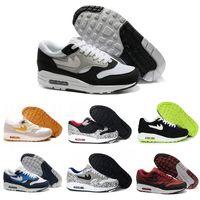 Wholesale Waterproof Leopard Shoe - Air Atmos 87 PREMIUM SC JEWEL sports shoes mens running shoes Leopard women athletic tennis sneaker size 40-45