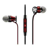 Wholesale Mega Bass Earphone - Momentum In-Ear M2 IEI Earphones HiFi Headphones Noise Cancelling Piston Earbuds Mega Bass with Remote & Mic Universal for Mobile Phone
