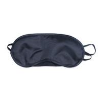 Wholesale Vision Gifts - Soft Eye Mask Shade Nap Cover Blindfold Sleeping Travel Rest Christmas Gift New vision care sleep masks