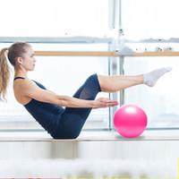 ingrosso scrub palla-Yoga Balls Bodybuilding Straw Balance Ball Ispessimento Scrub a prova di compressione inodore e non tossico colorato dimagrante Soft 3 8zg J