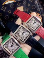 Wholesale New Fashion Leather Usa - 2017 Men Full Steel Watch ,New luxury watch covers USA fashion brand complete steel men quartz women Rhinestone watches