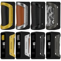 Wholesale Design Cell Battery - Authentic GeekVape Aegis Box Mod 100W TC Waterproof Shockproof Dust-proof Design Supports 18650 26650 Cell Battery 100% Genuine
