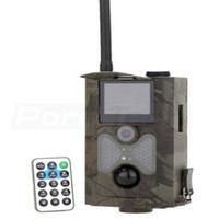 Wholesale Scout Camera Mms - HC500G HC550G Hunting Camera 3G GPRS MMS SMTP SMS 12MP 1080P Scouting Trail Camera Ann