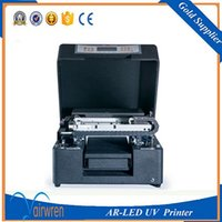 Wholesale Printer Printing Small - direct to metal printer small business ideas UV flatbed printer for AR - LED Mini 6 ceramic tile printing machine