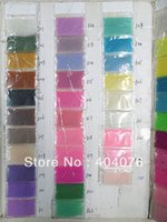 Wholesale Nail Caviar Bag - Wholesale- Wholesale Free Shipping 450 Gram Each Bag Caviar Nail Art Tiny Colored Beads 3D DIY Nail Decoration Nail Sticker#028