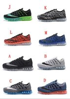 Wholesale Max Discount - Wholesale 2017 Hot Sale Maxes MAX 2017 KPU II Discount Price Men Running Shoes With Top Quality Fashion Outdoor Sports Sneakers shoes