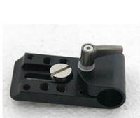 Wholesale Dslr Rod Clamp - Wholesale- F09271 Universal Porous Holder Clamp Mount for 15mm Rod Support Rail Follow Focus Rig DSLR 5D2 GH2
