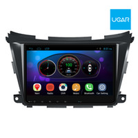 10.2 pollici per Nissan Murano 2015 Quad Core 1024 * 600 Android Car GPS Navigation Multimedia Player Radio Wifi
