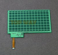 Wholesale Game Board Pcb - Original Touchpad PCB Board Replacement for PSV2000 PSV 2000 for PS Vita 2000 Game Console Back Touchpad Repair Part