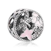 Cheap Silver 925 Sterling Silver Bead Best TV & Movie Characters Red Bead Charm