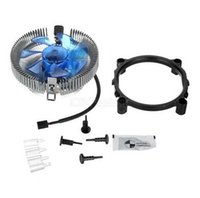 Wholesale Cpu Fan Quiet - Universal Z004 Super Quiet CPU Cooling CPU Quiet Coolers CPU Fan