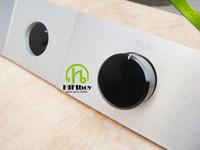 ingrosso volume dell'altoparlante dell'amplificatore-Amplificatore HIFI Manopola volume in alluminio 10 pezzi Diametro 38 mm Altezza 22 mm manopola amplificatore