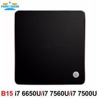 Wholesale Intel I5 Pc - Partaker B15 Mini PC Windows 10 DDR4 RAM Intel Core I7 6650U I5 7200U Free Shipping