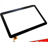 Wholesale New Pipo - Wholesale- New Black 10.1inch PIPO P9 3G Wifi Tablet Touch Screen Digitizer Touch Panel Sensor Glass Replacement Free Shipping