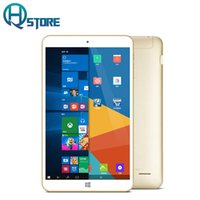 Vente en gros- Onda V80 Plus 8,0 pouces Tablet PC Windows 10 + Android 5.1 double OS Intel Cherry Trail Z8300 Quad Core 2 Go RAM 32 Go ROM HDMI