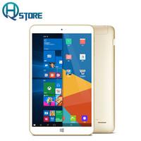 Wholesale Onda Android - Wholesale- Onda V80 Plus 8.0 inch Tablet PC Windows 10+Android 5.1 Dual OS Intel Cherry Trail Z8300 Quad Core 2GB RAM 32GB ROM HDMI