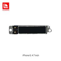 vibradores rápidos venda por atacado-Motor de vibração para iphone 6 4.7 polegadas iphone 6 além de 5.5 polegadas peças de reparo vibrador flex cable rápido frete grátis
