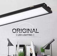 Super Bright 1.2m 4ft LED Panel Light 25W batten Tubo em forma de superfície montado lâmpada de teto led Alto brilho 2000Lm Downlights AC 85-265V