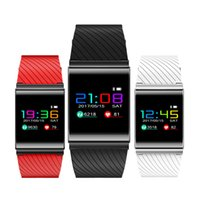 Wholesale Pro Lcd Monitor - RUIJIE X9 Pro Color LCD Smart Band Blood Pressure Oxygen Heart Rate Monitor Call SMS Alert Bracelet for Android Ios