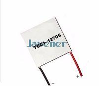 módulos de refrigeración al por mayor-Al por mayor- TEC1-12705 Disipador de calor del refrigerador termoeléctrico Peltier Placa de enfriamiento 40x40mm 5A Módulo de refrigeración