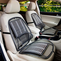 Wholesale cool car seat cushion - Summer Seat Cushion cover for Car,Home and Office Cooling Mat Wire Seat Cool and Comfortable New