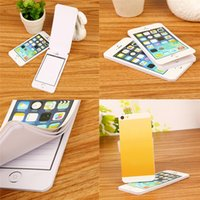 Wholesale Notepad Phones - Wholesale- Best Selling Office Supplies Creative Stationery Gift Notebook Sticky Post It Note Paper Cell Phone Shaped Notepad Planner New