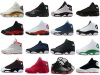 original basketball teams - Air Retro DMP History Of Flight Black Cat Basketball Shoes Bred Flints Playoff He Got Game Team Red Hologram Barons Sneakers
