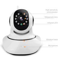 Wholesale Home Alarm System Network - LS-F2 HD 720P Wireless IP Camera WIFI Onvif Video Surveillance Alarm Systems Security Network Home IP Camera Night Vision ann