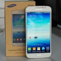 мобильные телефоны samsung оптовых-Восстановленный оригинальный Samsung Galaxy Mega 5.8 I9152 3G сотовый телефон 5.8 Inch Dual Core Android4.2 1G RAM 8G ROM