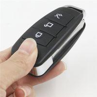 camera pc video wireless 도매-1080P HD 휴대용 자동차 키 마이크로 카메라 미니 포켓 DV 보안 DVR 휴대용 캠코더 바디 캠 모션 탐지 카메라 1pcs 무료 배송
