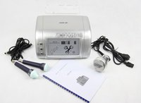 Wholesale Desktop Ultrasonic Machine - 3-5 days DHL shipping! DESKTOP 3-in-1 Fast cavitation slimming machine ULTRASONIC LIPOSUCTION fat burning cellulite removal GS8.2E