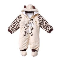 Wholesale Baby Layettes - Autumn Winter Baby Boy Girl Hat Rompers Shoes Sets Newborn Layette Kids Clothes Suit Casual Tracksuit Jumpsuit Children Clothing