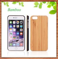 precios para samsung s5 al por mayor-Precio barato para el iphone 7 6 6s más la caja de madera, caso duro de madera real del teléfono móvil para Samsung Galaxy S5 S6 S7 Eedge
