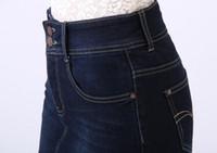 e15e41aa248 2017 New Casual Women Summer Saias Plus Size Denim Jeans Skirt Ladies Long  Jean Pencil Skirts Midi XXXL 4XL 5XL 6XL Femininas