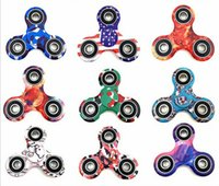 Mixed color speed animal - EDC Hand Spinner Focus Durable High Speed Work Fun With Premium Hybrid Ceramic Bearing Spinner Fidget Toy