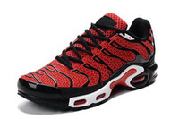 Wholesale Basketball Shoes Tn - wholesale 2017 new TN Women and mens Athletic Outdoor Training Sneakers,High quality Athletic Running Boots,Discount men Casual Sport Shoes